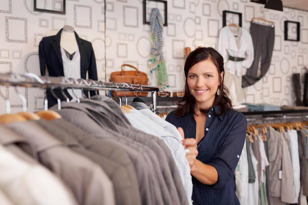 como montar uma loja de roupas possivel com pouco dinheiro