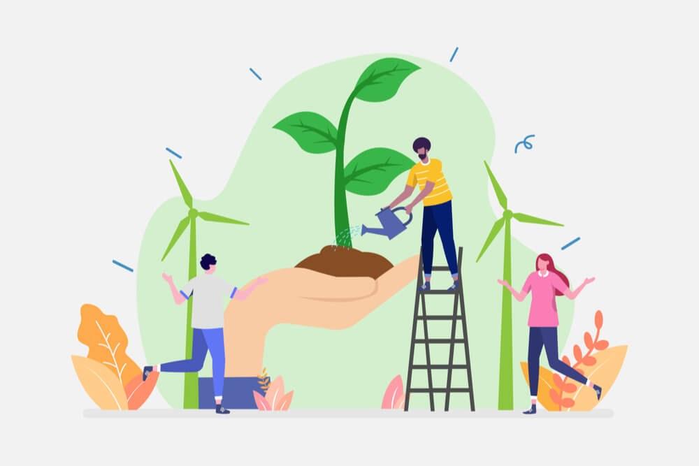 Quais as vantagens competitivas de uma empresa sustentável