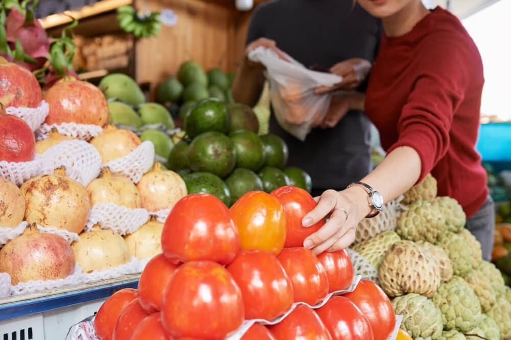 8 Dicas para vender frutas e verduras