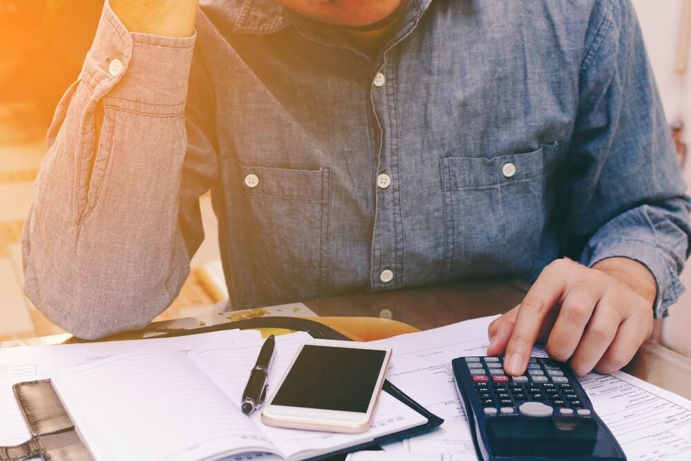 Fechado para balanço financeiro