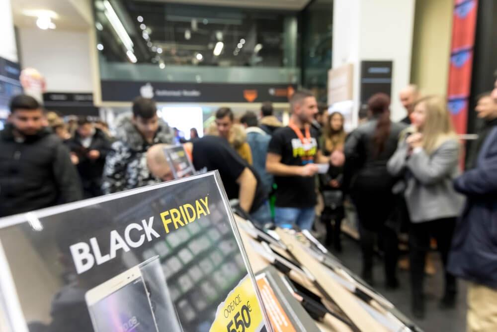 divulgue promoção black friday