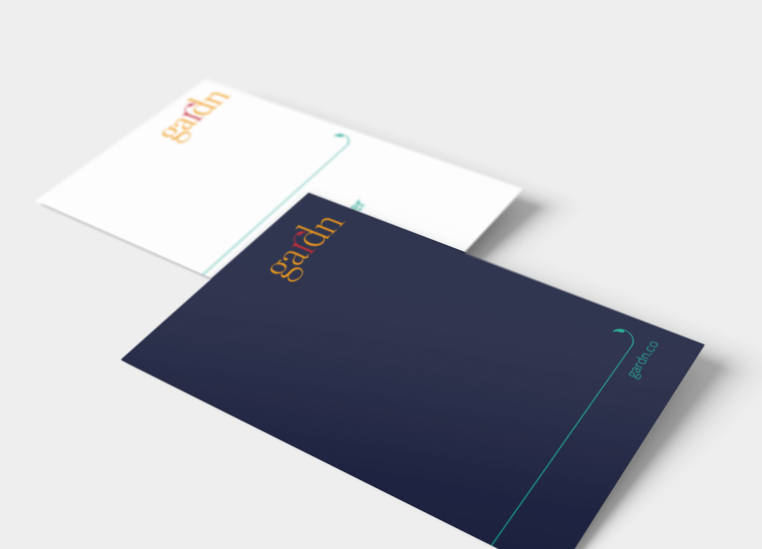 Identity for a startup consultancy