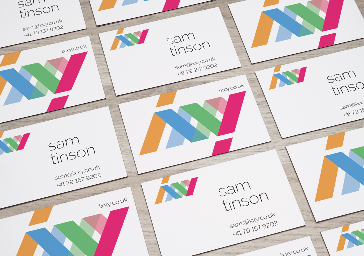 New identity for a Brighton agency