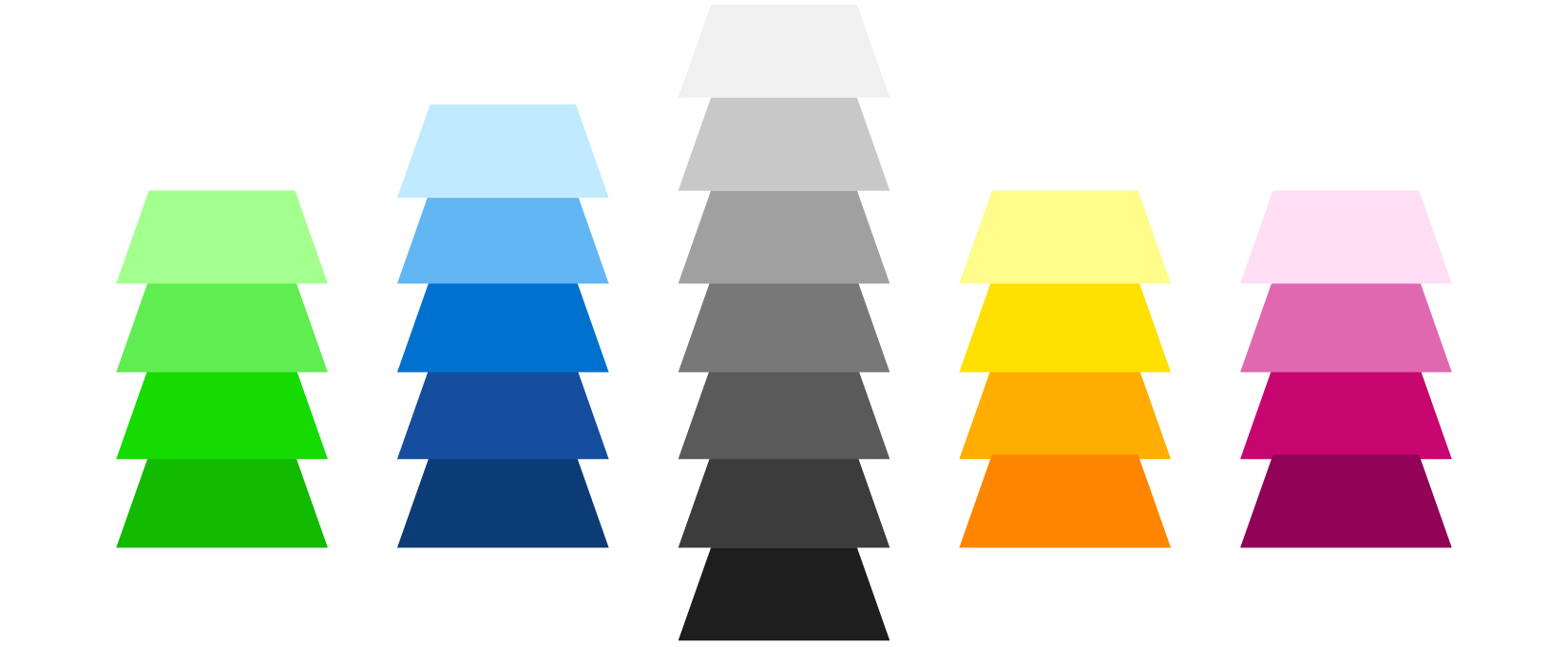Fort Worth Academy Color Pallette