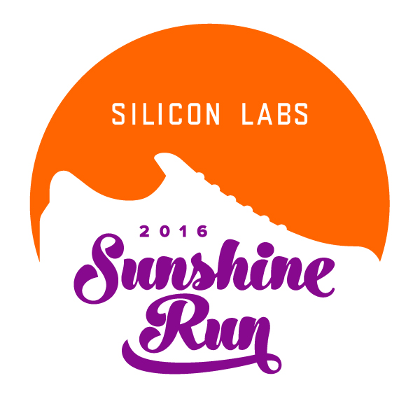 Sunshine Run Logo Design