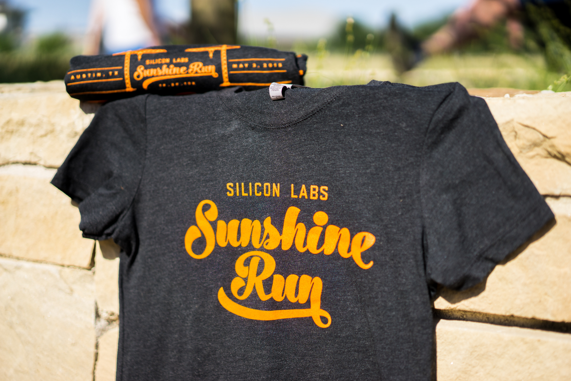 Sunshine Run Shirt Design