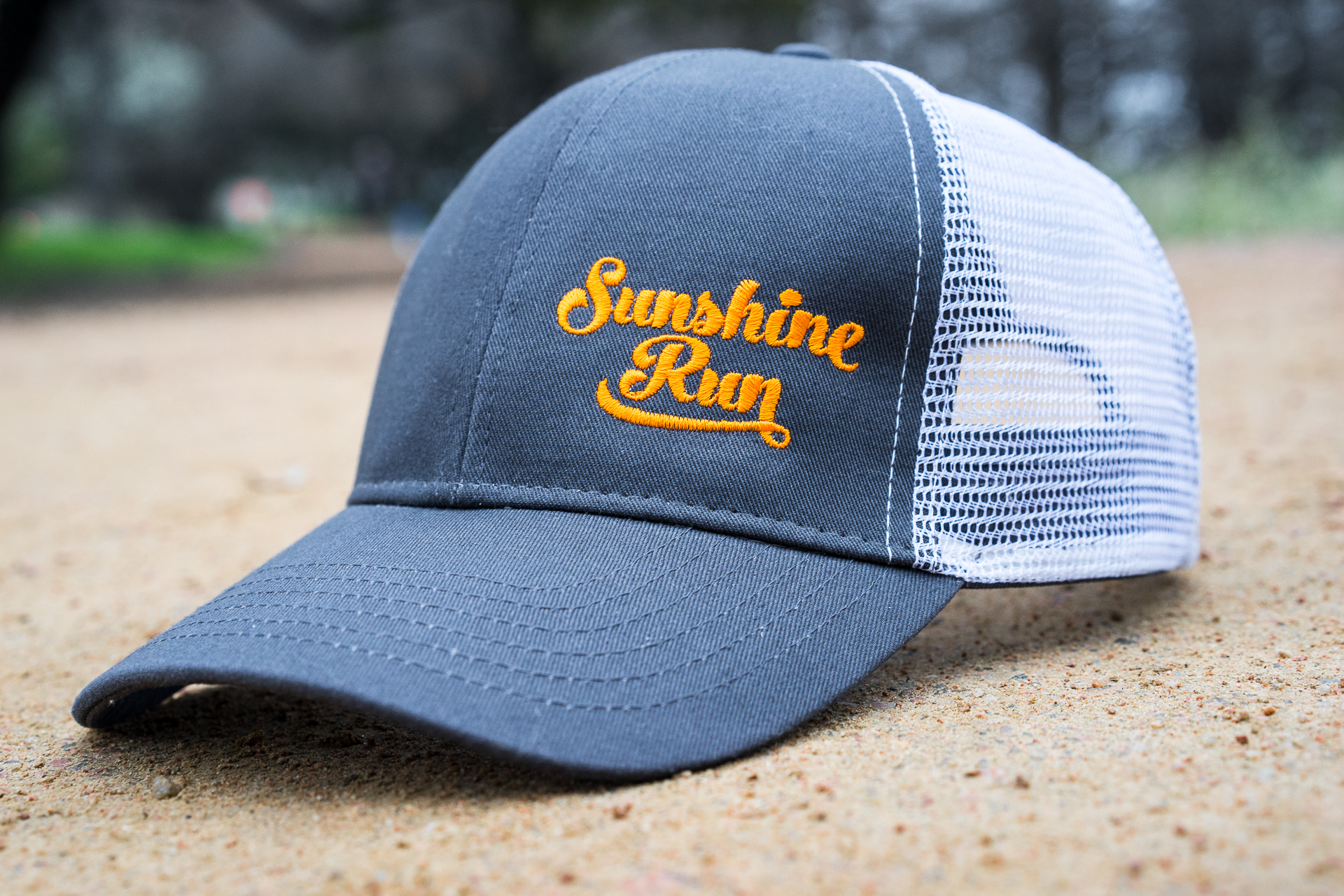 Sunshine Run Hat Design