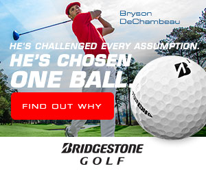 Bridgestone Golf Digital Banner Ads
