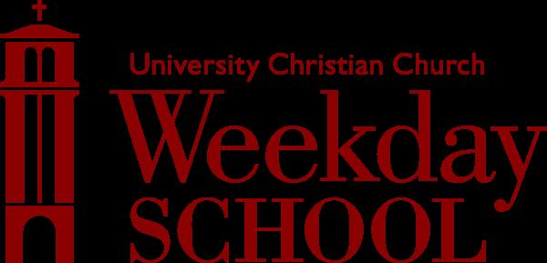 University Christian Church Weekday School UCCWS Logo