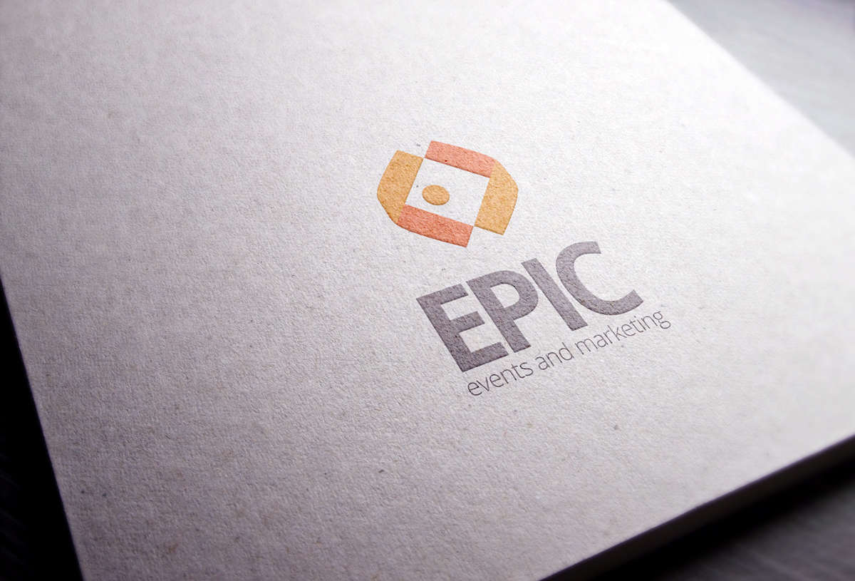 The final outcome - the EPIC Logo