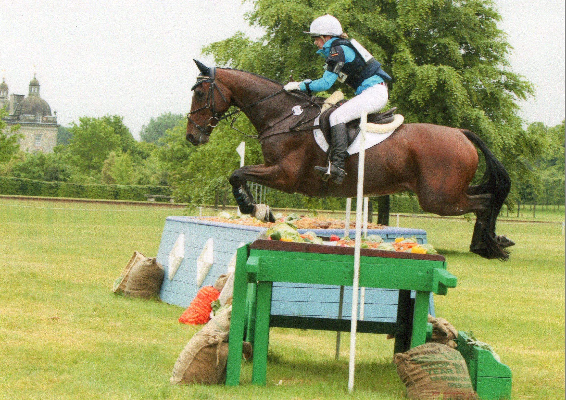 Houghton International Horse Trials