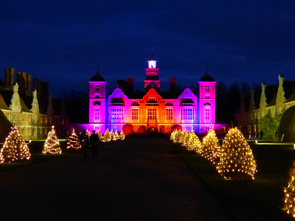 Home for Christmas at Blickling Estate