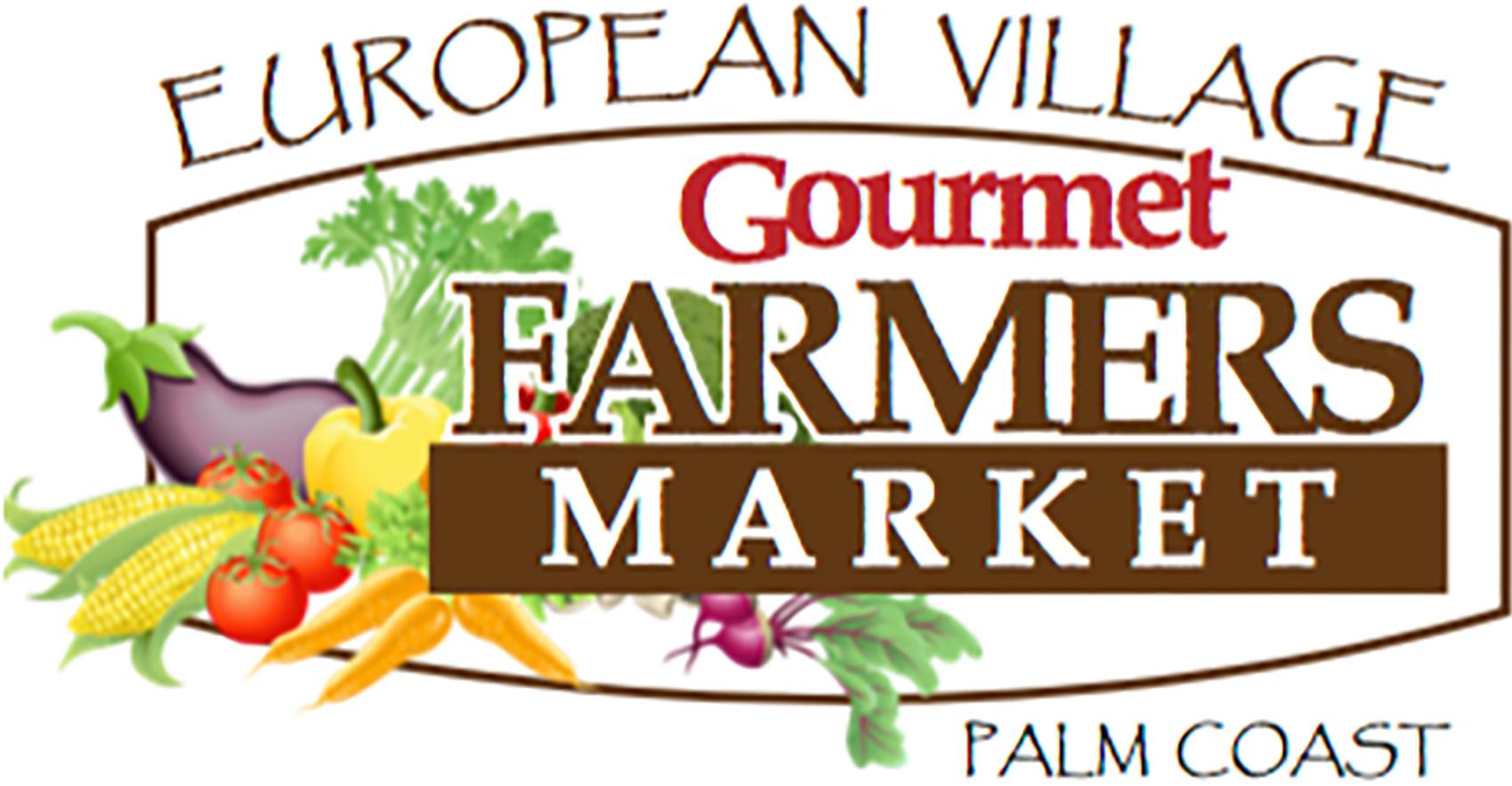 Gourmet Farmers Market at The European Village logo