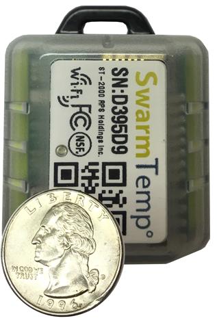SwarmTemp Temperature Sensor