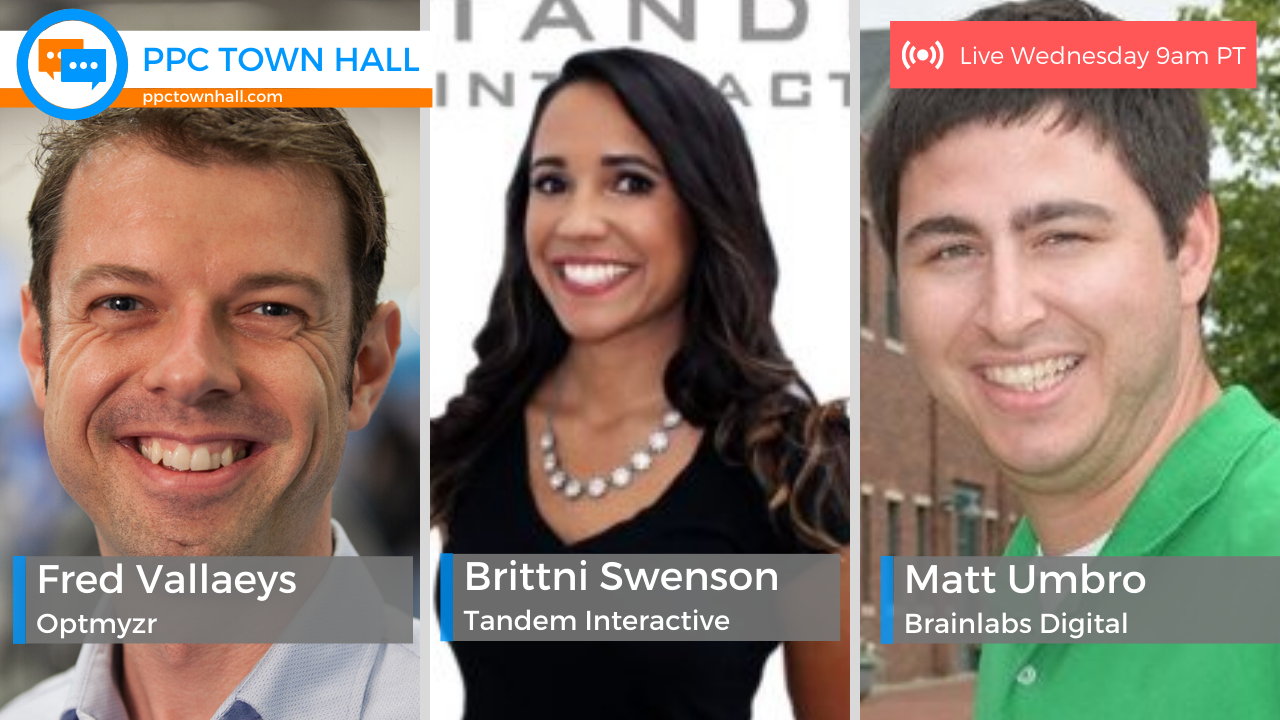 15. Running a PPC Agency during COVID with Brittni Swenson and Matt Umbro