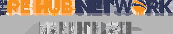 PE Hub Network logo