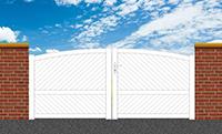 Bridlington Plastic Gate