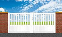 Scarborough Plastic Gate