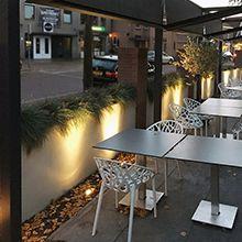 Terras restaurant TOV Schagen