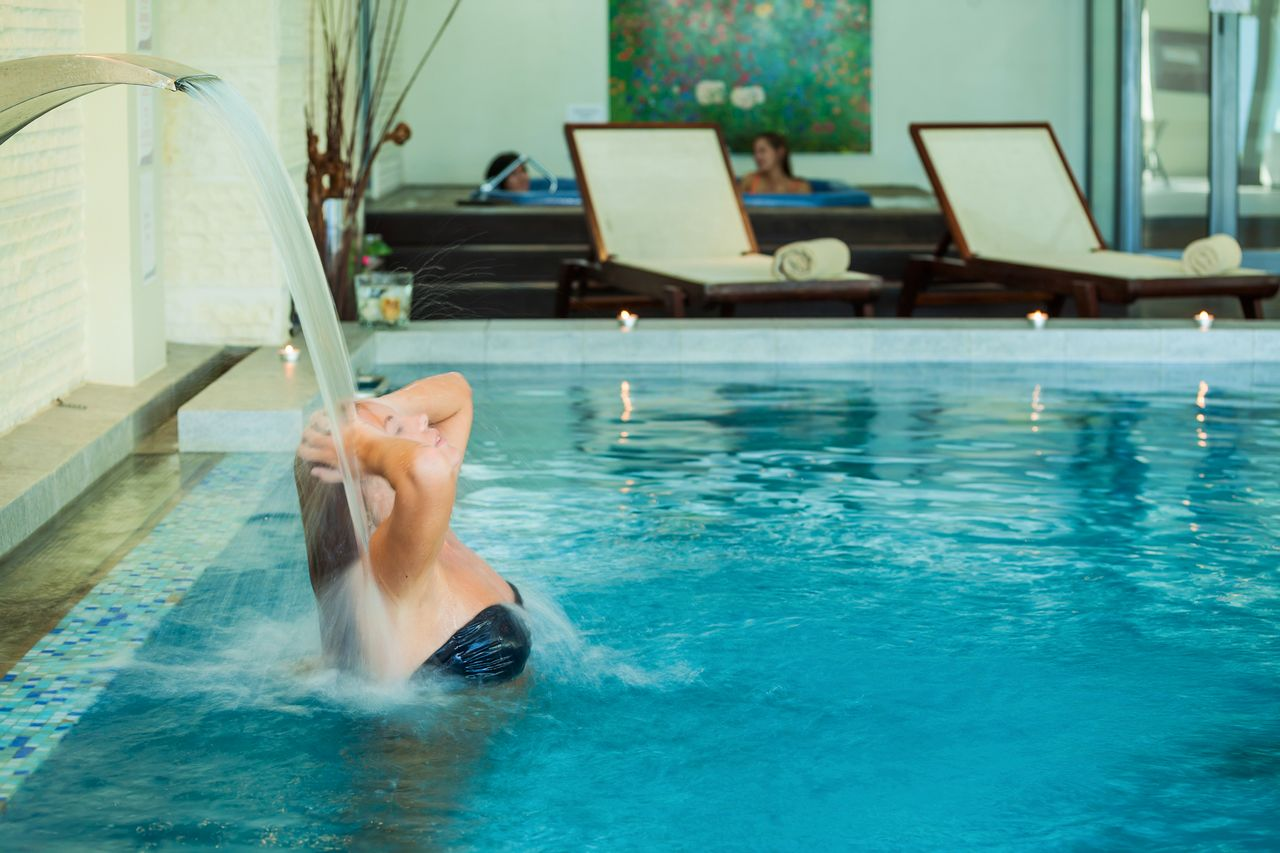 Анастасия Резорт – великолепный СПА отель на полуострове Халкидики