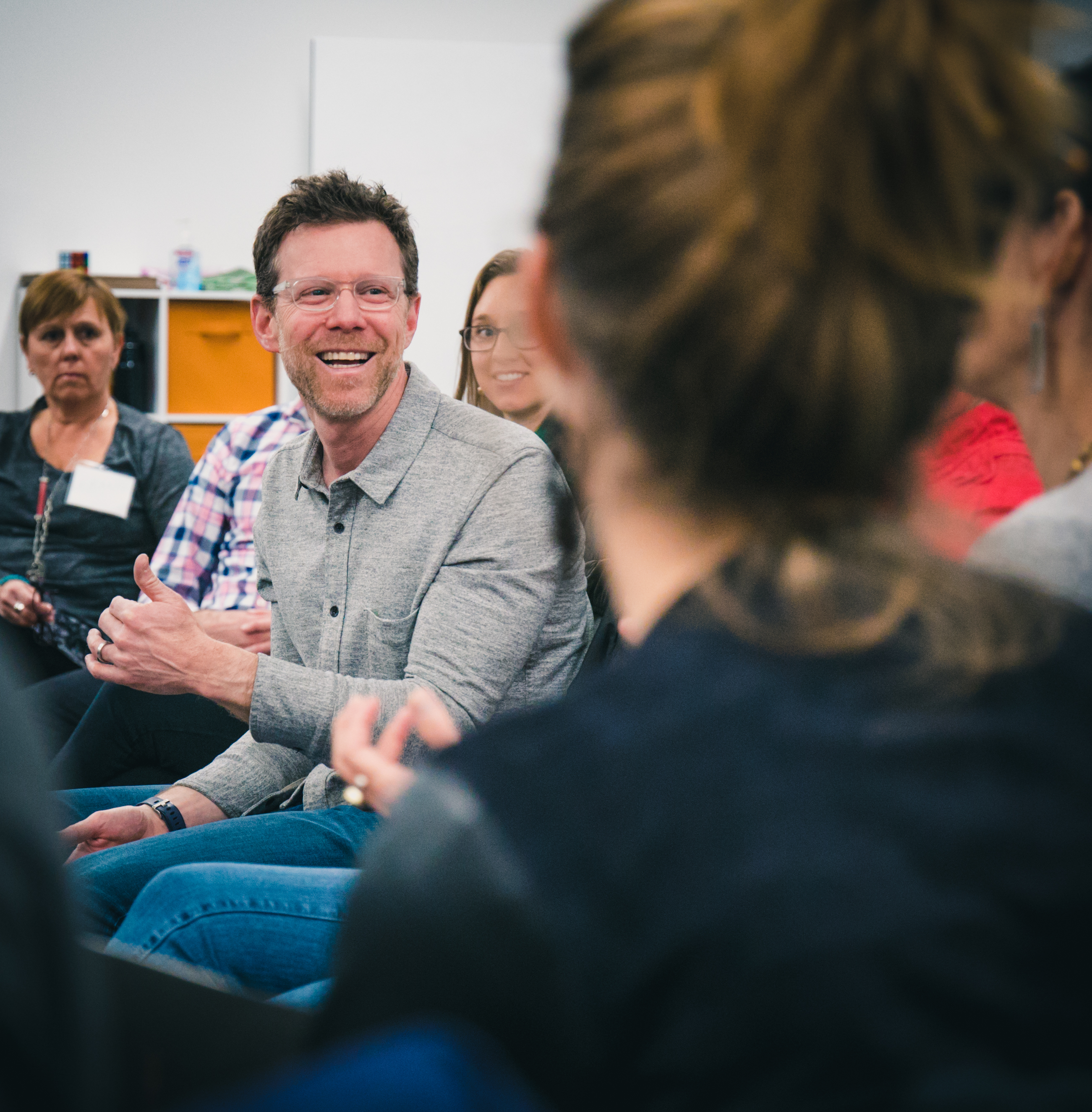 Seth Levine of Boulder-based Foundry Group on Women in Venture