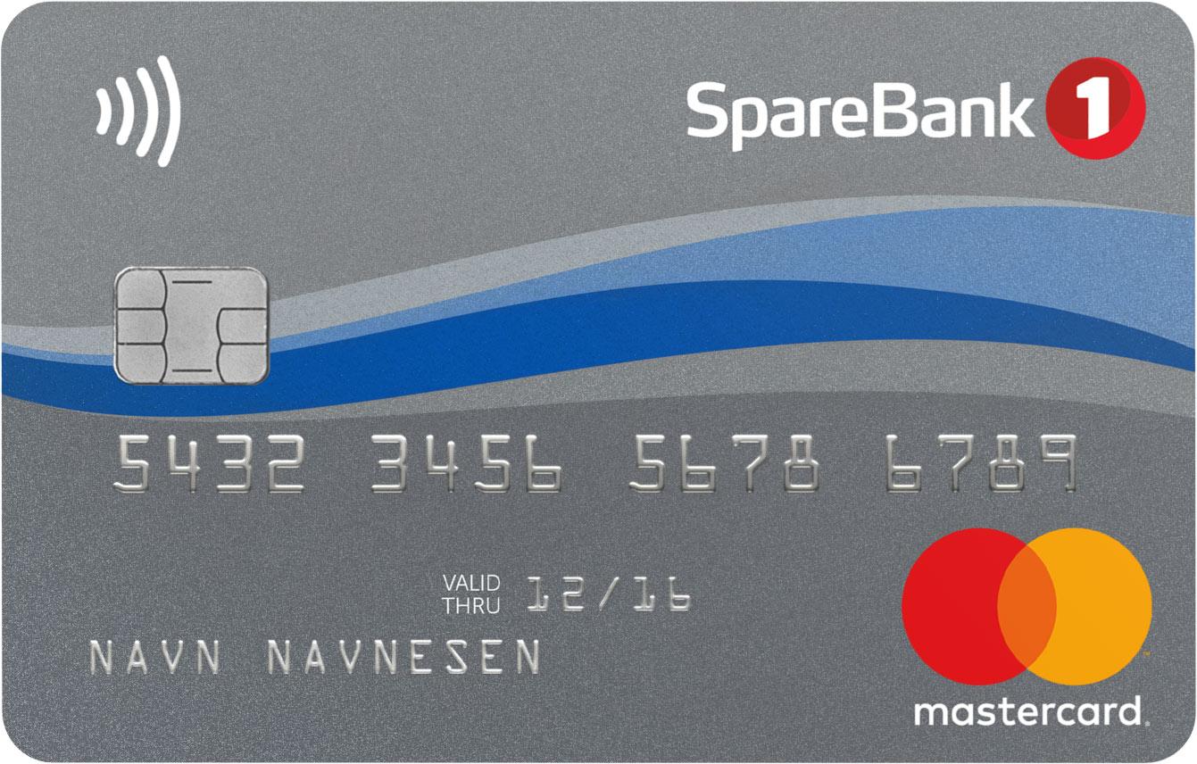mastercard sparebank 1