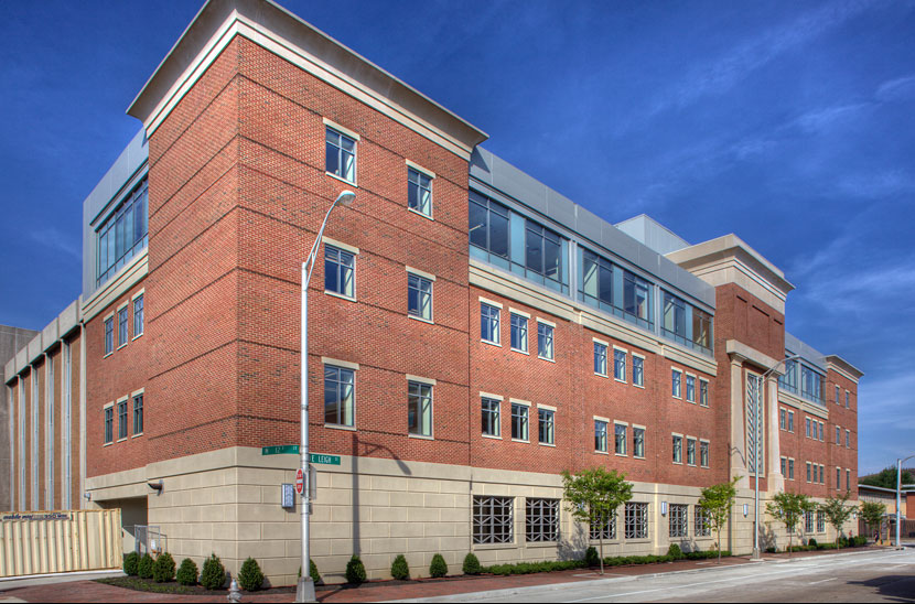 VCU School of Dentistry - M & E Contractors, Feature Projects