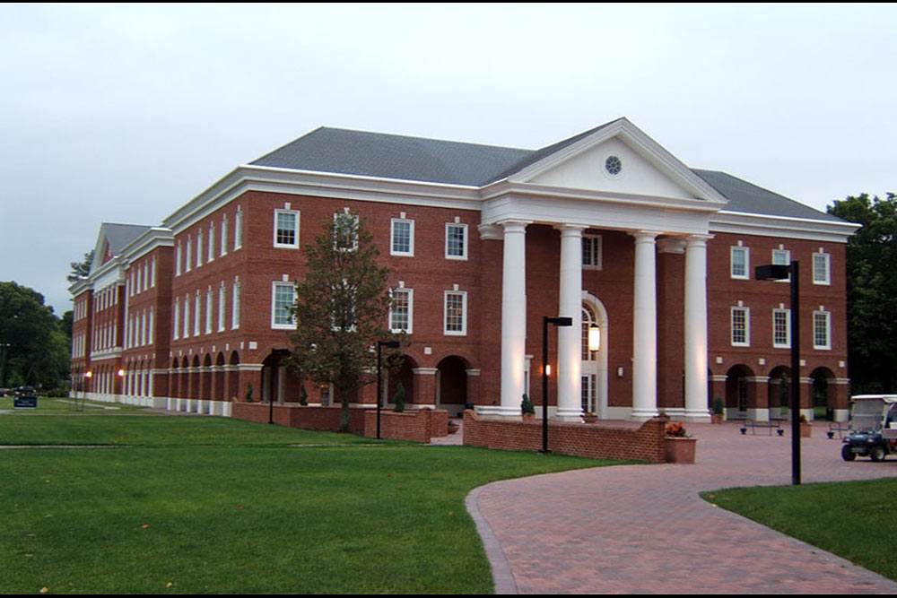 CNU Library and Student Center