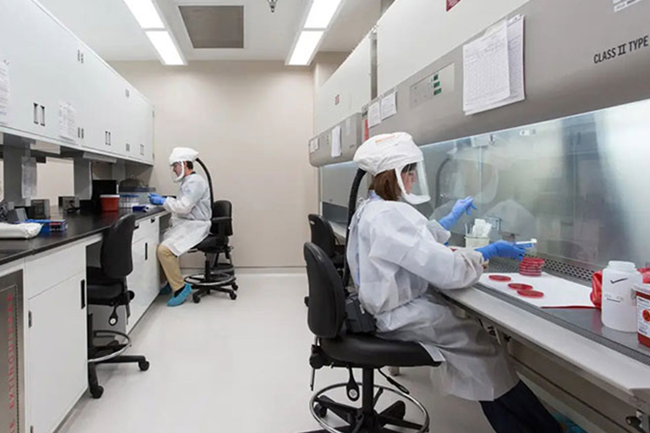 DCLS T17 Laboratory & Fume Hood Renovation