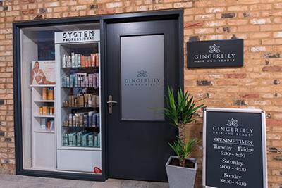 Gingerlily Salon in Cottingham