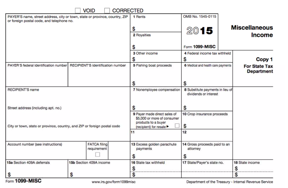 1099 form and taxes  What Is a 9?