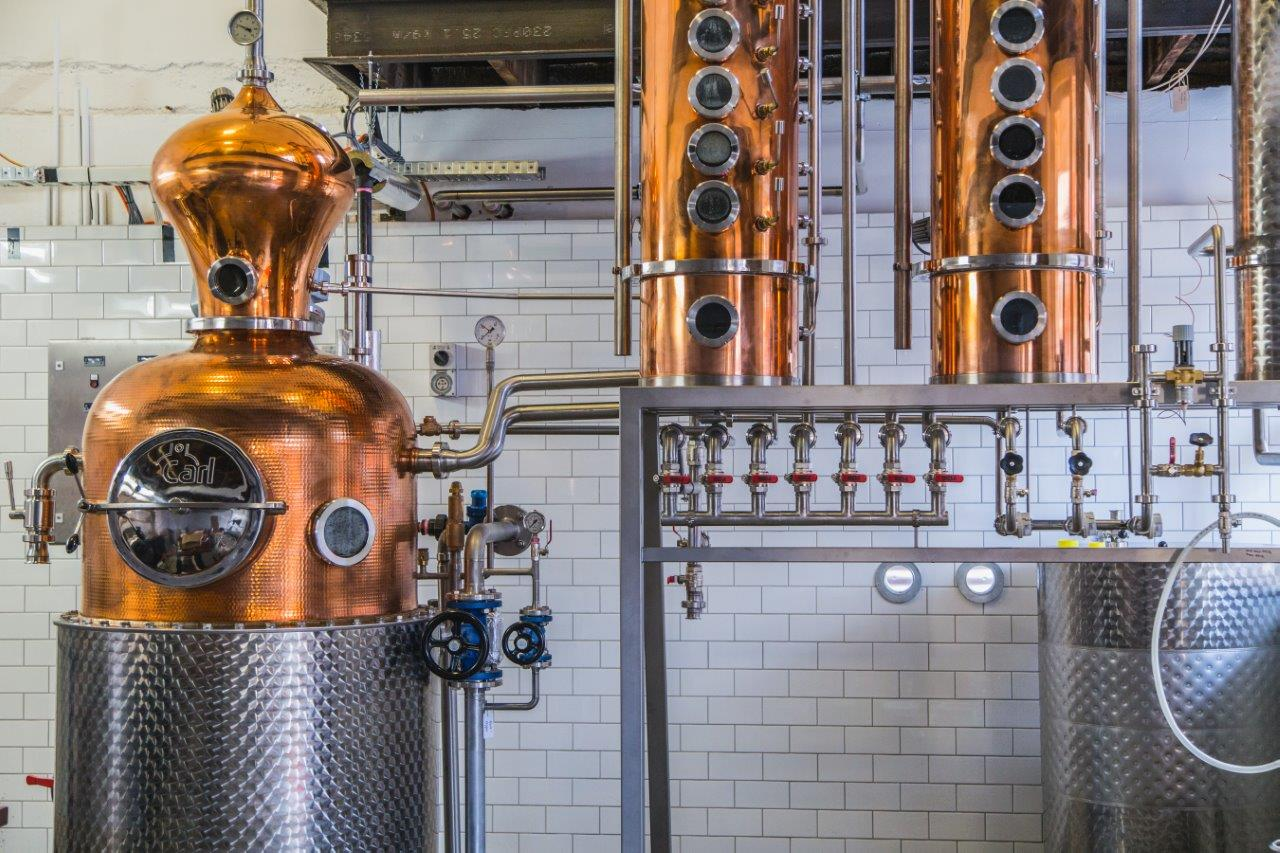 Perth vodka distillers