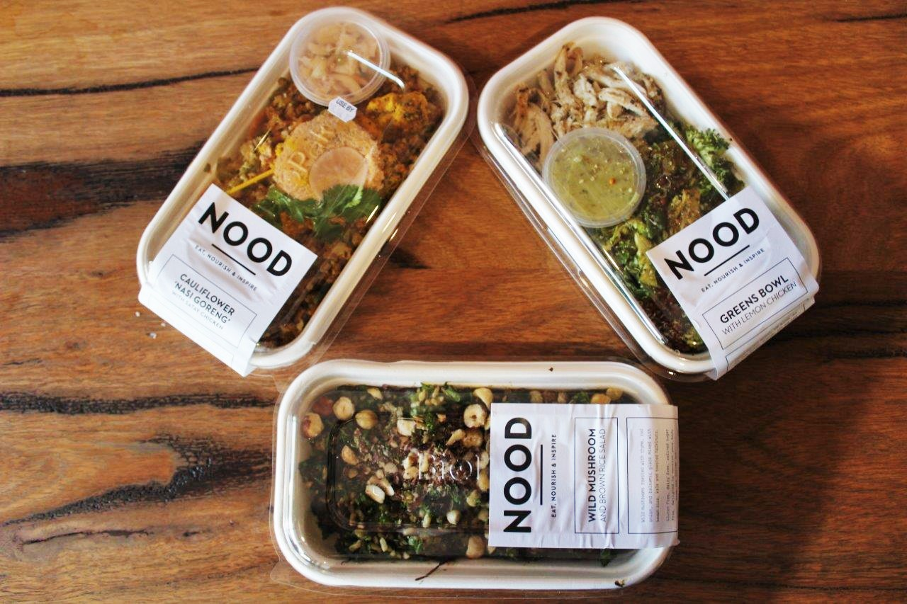 Take away nutrition boxes Nood
