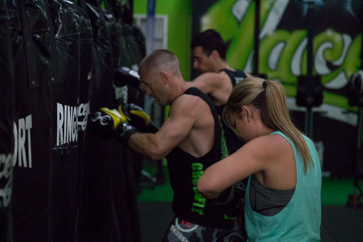 Justin Lacey - Lacey's Gym Perth