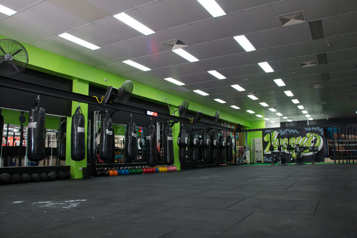 Lacey's boxing gym Perth studio