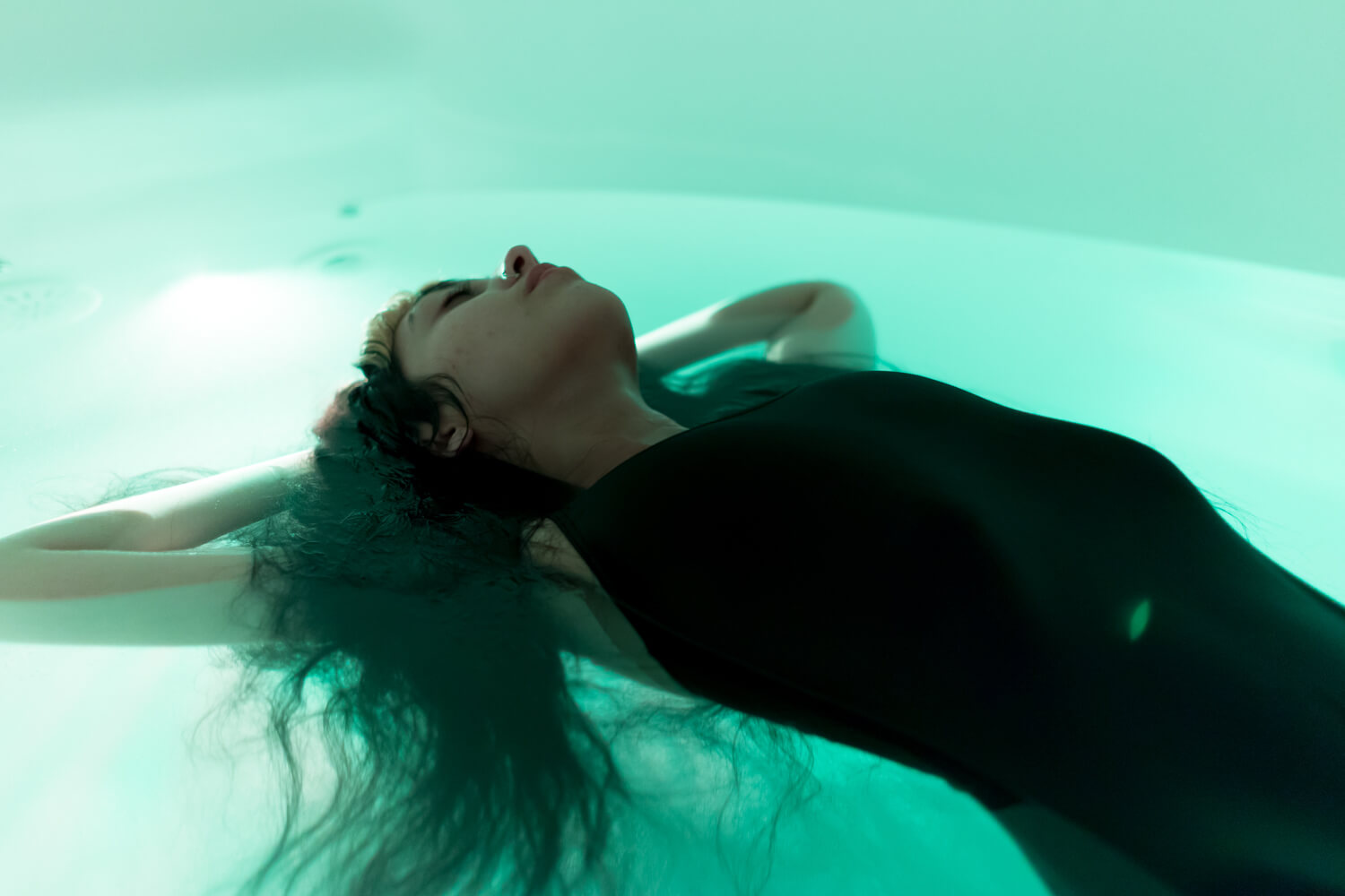 Float relaxation therapy