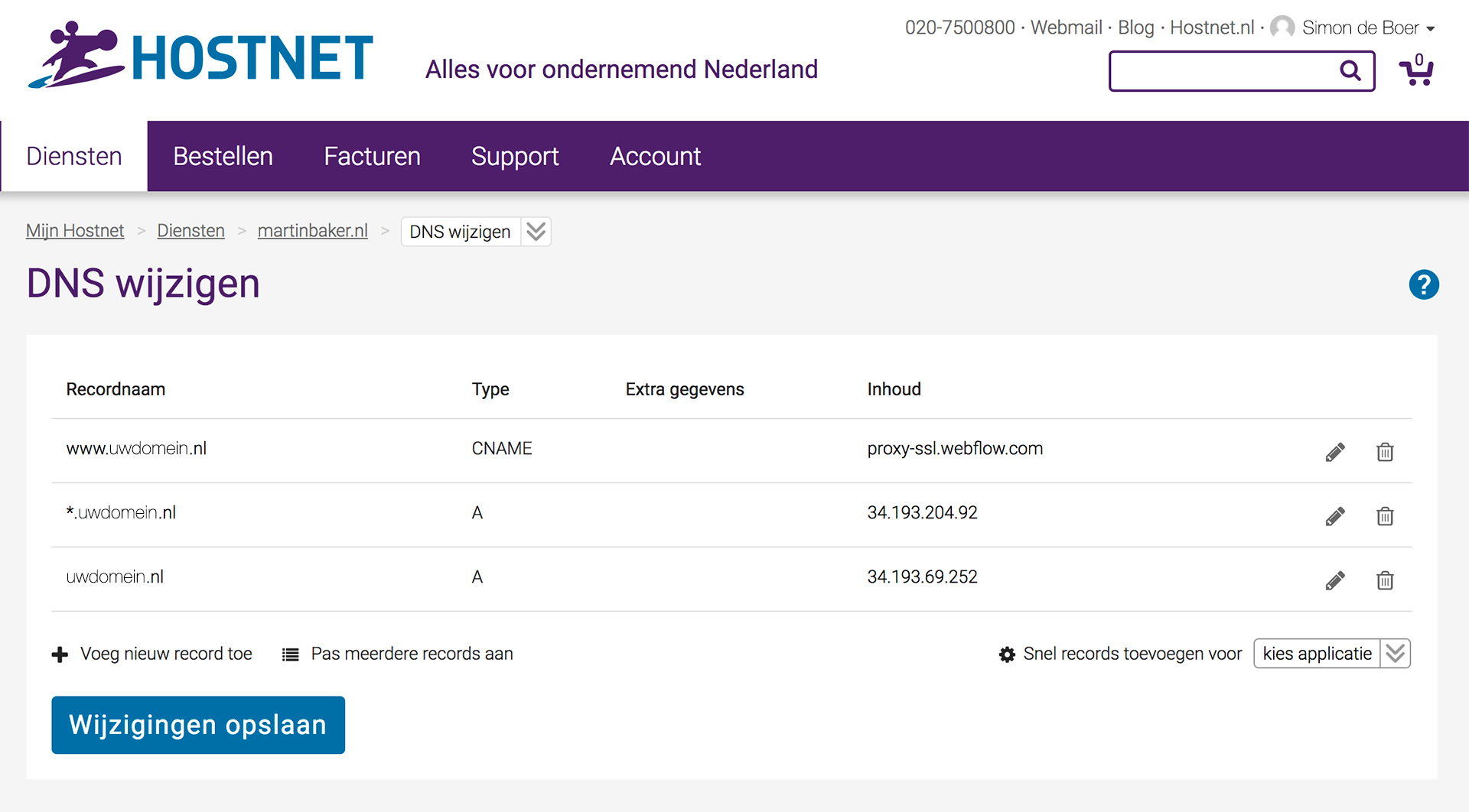 Hostned.nl