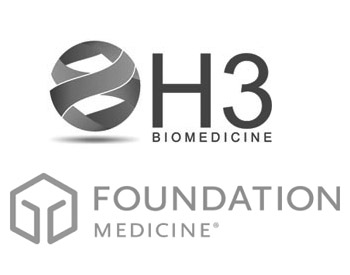 H3 Biomedicine Logo and Foundation Medicine Logo