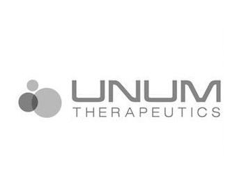 Unum Therapeutics, Inc. Logo and National University of Singapore Logo