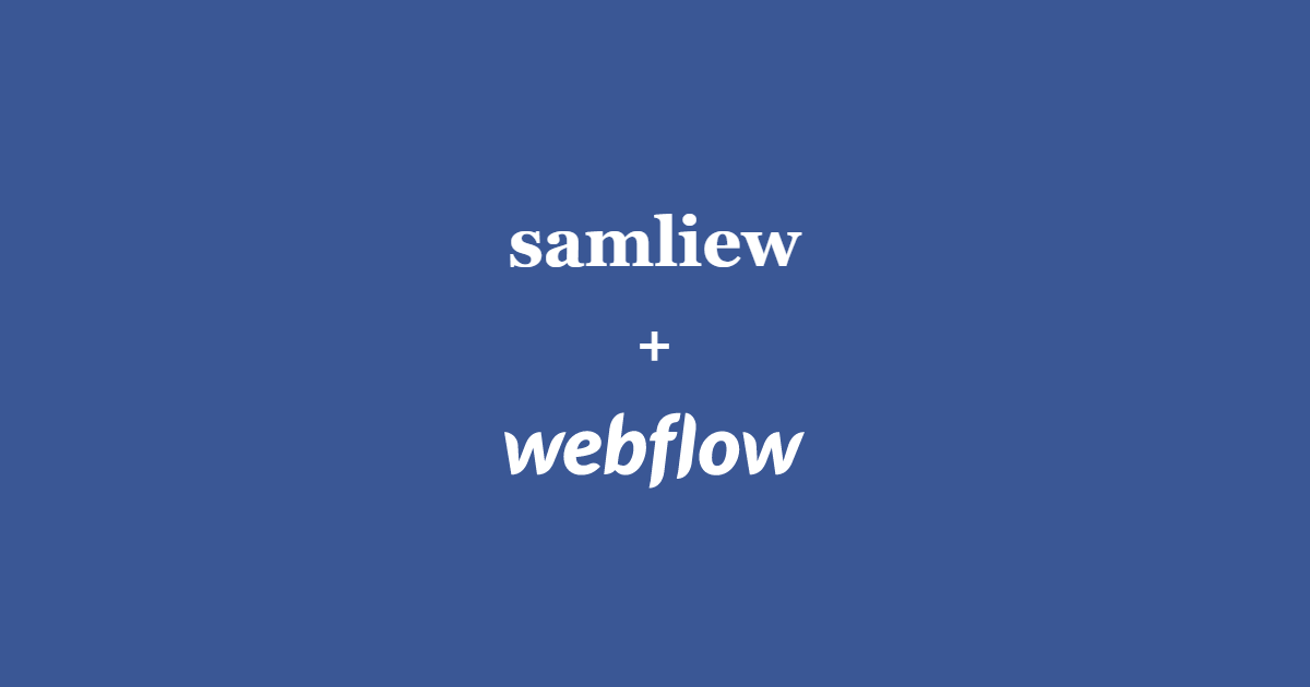 Top Webflow Expert Web Developer
