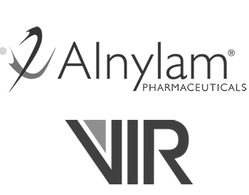 Alnylam and Vir Logo