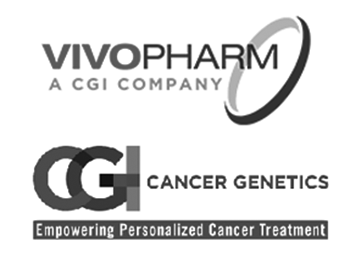 Vivopharm and CGI logos
