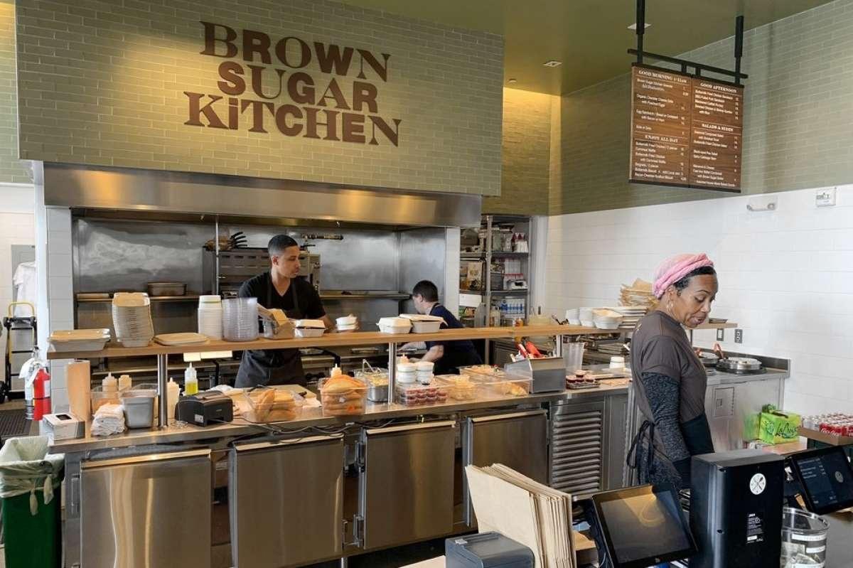 Brown Sugar Kitchen in Oakland