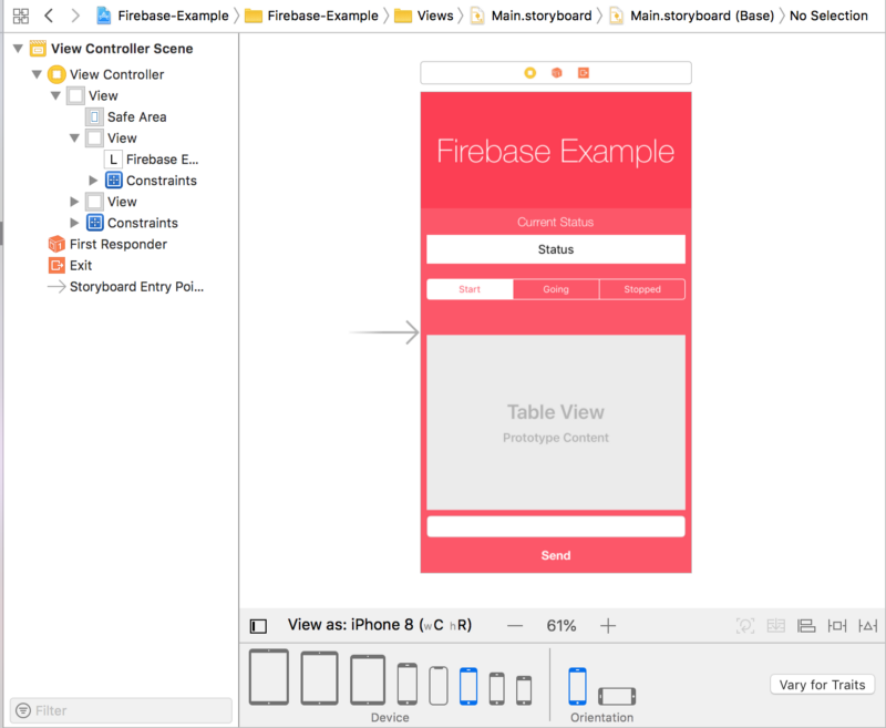 Sheda | Rapid Prototyping iOS apps for IoT with Firebase