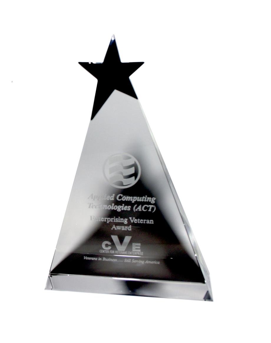 ACT - 2006 Enterprising Veteran Award Winner
