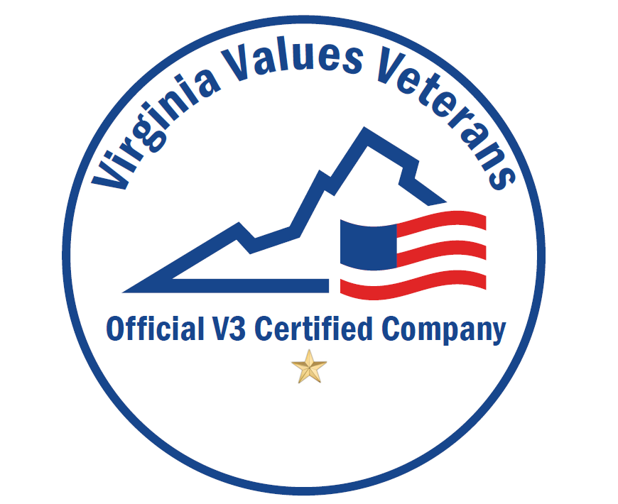 The Virginia Values Veterans (V3) Program is an official Commonwealth of Virginia, Department of Veterans Services Program. (c) 2014