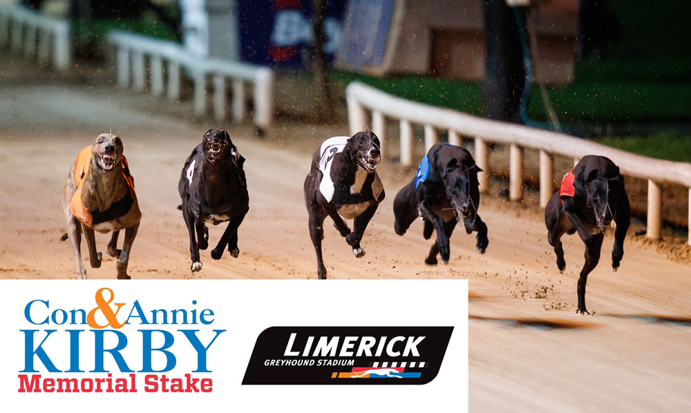2019 Con & Annie Kirby Memorial Stake at Limerick Greyhound Stadium