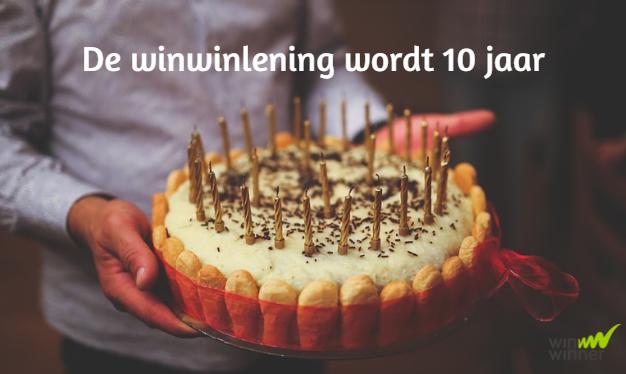 Al 10 jaar winnen met de winwinlening!