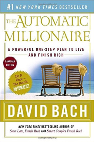 "Book Recommendation - ""The Automatic Millionaire"" by David Bach"