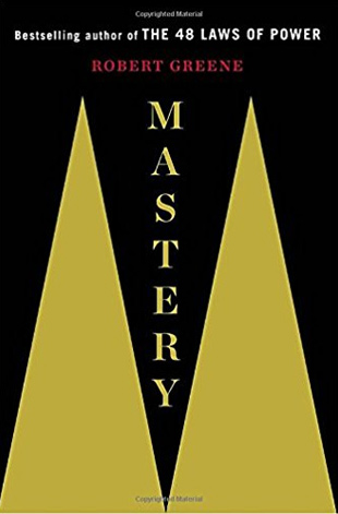 "Book Recommendation - ""Mastery"" by Robert Greene"